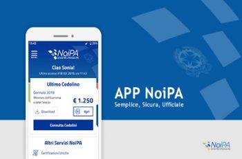 NoiPa lancia l'Applicazione Ufficiale per consultare cedolino e stipendio dallo smartphone