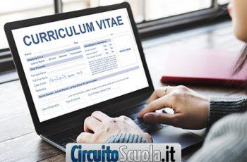 Autorizzazione al Trattamento dei dati personali (Privacy GDPR) nel Curriculum